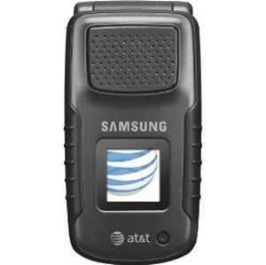 Picture of Samsung Rugby A837 Phone, Black (AT&T)
